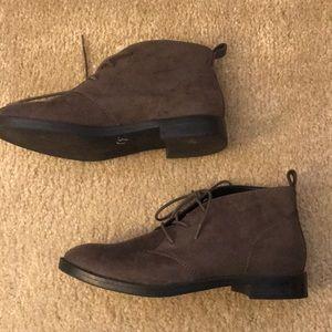 Dark gray Franco Sarto Ankle bootie